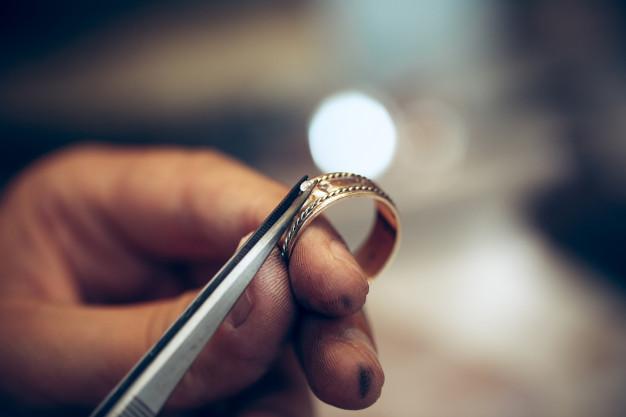 Κατασκευή δαχτυλιδιού